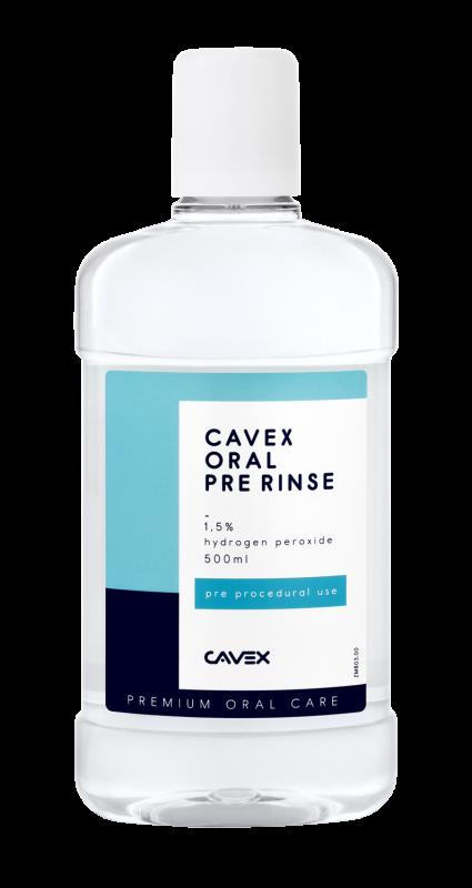 Cavex Oral Pre Rinse - 6x500 ml