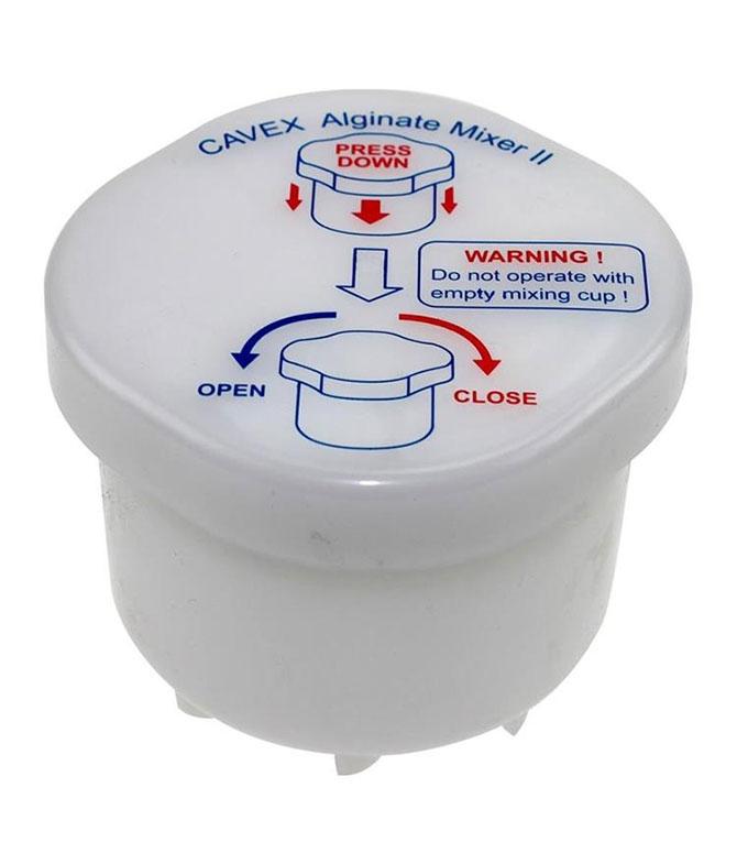 Mischbecher für Cavex Alginat Mixer II