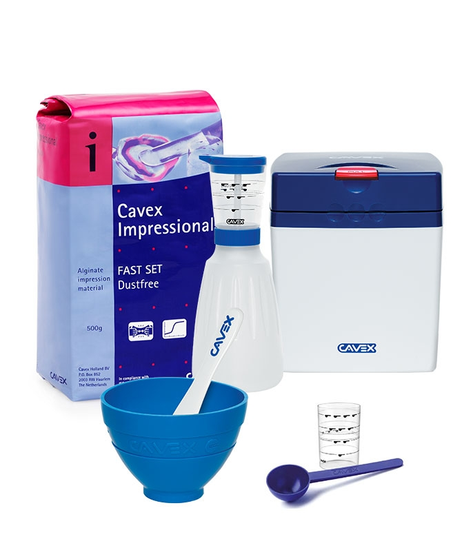 Cavex Impressional System Pack schnell abbindend