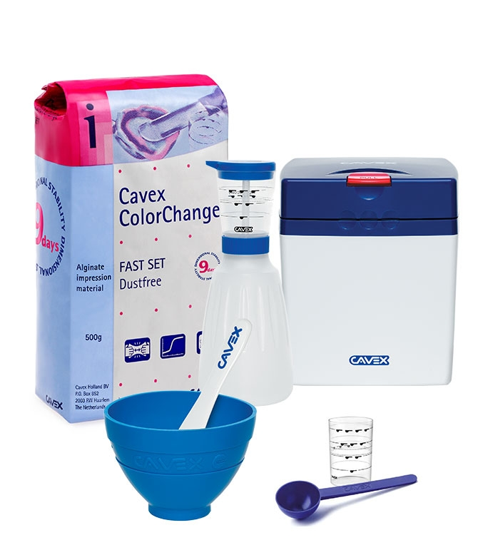 Cavex ColorChange System Pack
