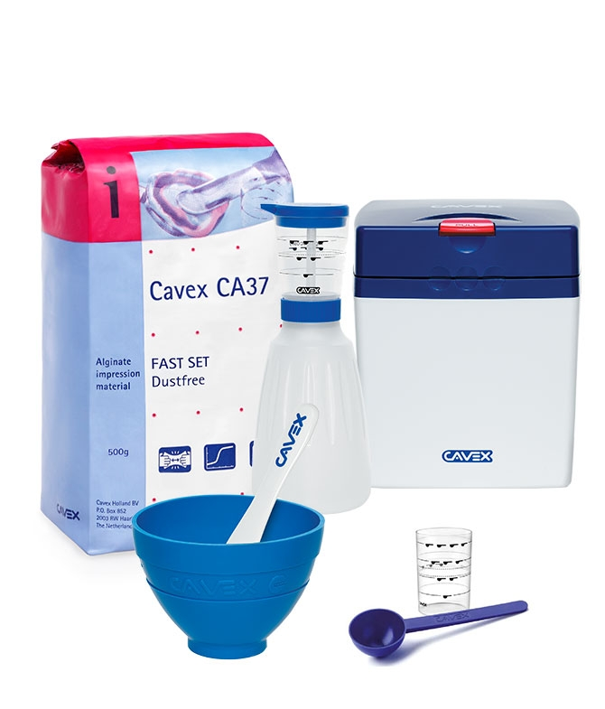 Cavex ColorChange System Pack schnell abbindend