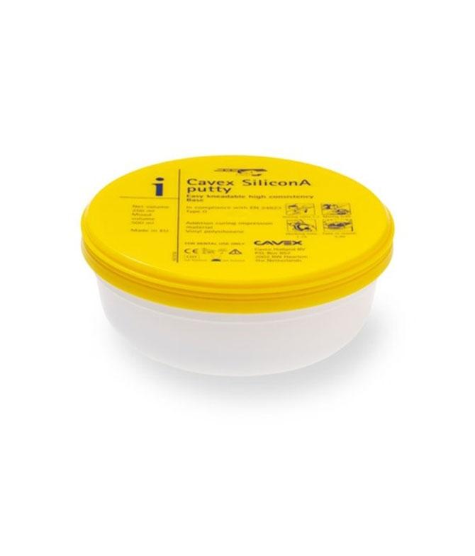 Cavex SiliconA putty yellow 2 x 250ml