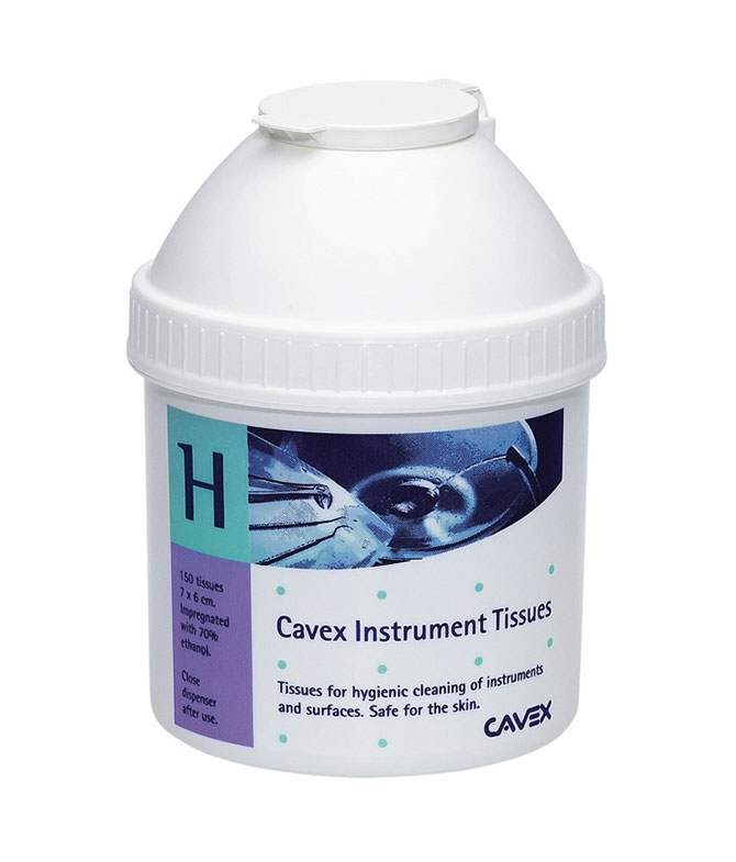 Cavex Instrument Tissues RefillPack