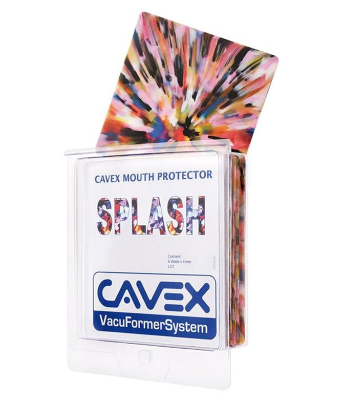Cavex Mouth Protector / Splash / 4 mm