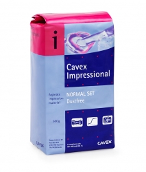 Cavex Impressional normal abbindend