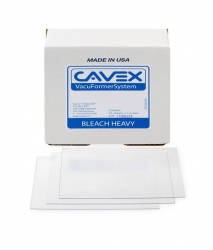 Cavex Bleach Heavy / transparent / 1.5 mm