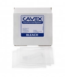 Cavex Bleach / transparent / 1,0 mm